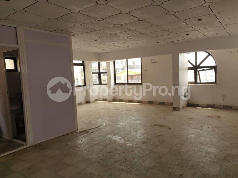 Office Space Commercial Property for rent Along Hebert Macaulay Way by Alagomeji Yaba Lagos - 1