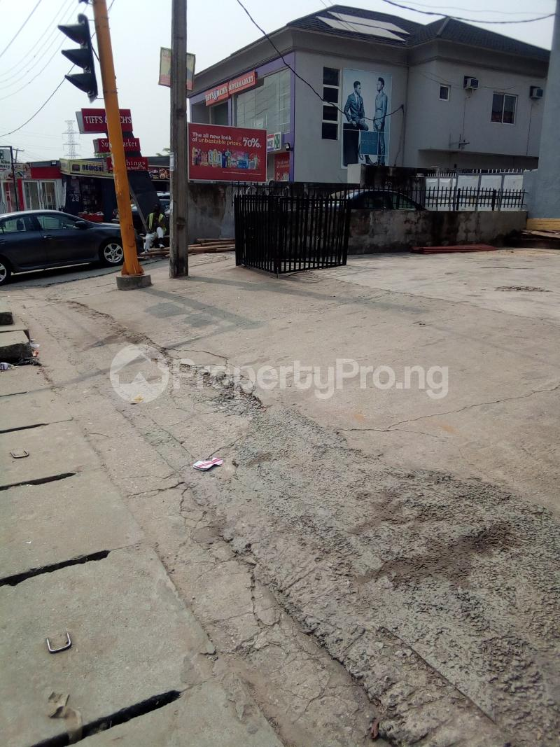 1 bedroom mini flat  Show Room Commercial Property for rent General Hospital Road Soluyi Gbagada Lagos - 1