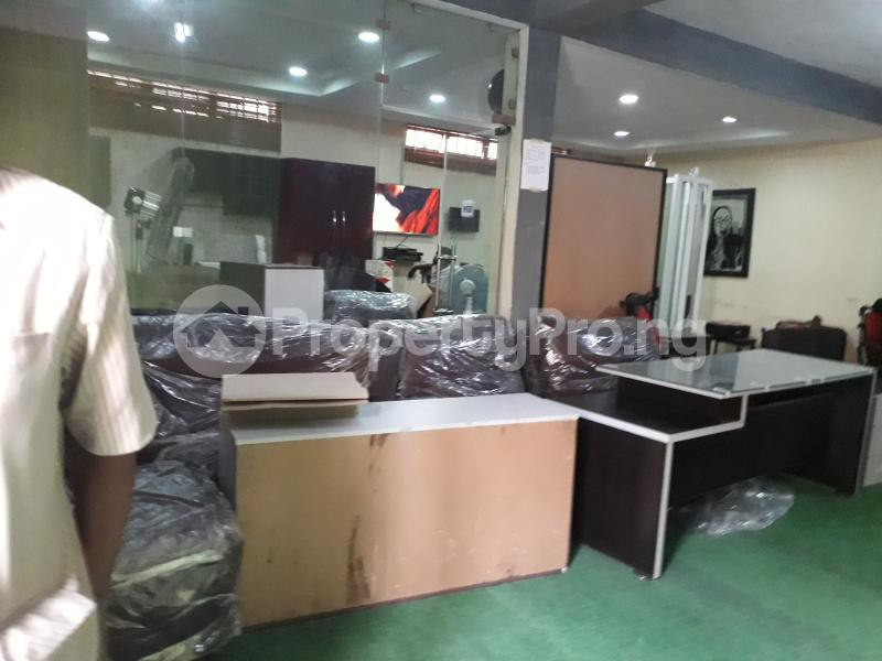 Church Commercial Property for rent Shoprite street  Alausa Ikeja Lagos - 5