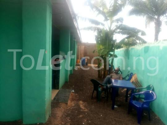 8 bedroom Commercial Property for sale Ogbuke besides Anglican Church Owerri Imo - 1