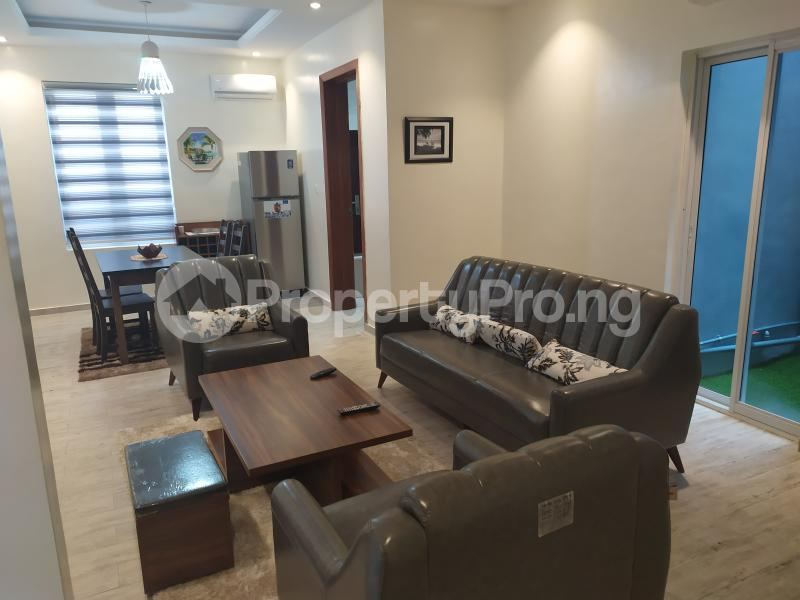 3 bedroom Terraced Duplex House for shortlet Off Oregun Road Oregun Ikeja Lagos - 10