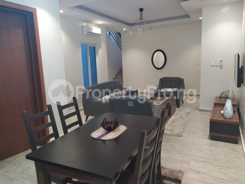 3 bedroom Terraced Duplex House for shortlet Off Oregun Road Oregun Ikeja Lagos - 9