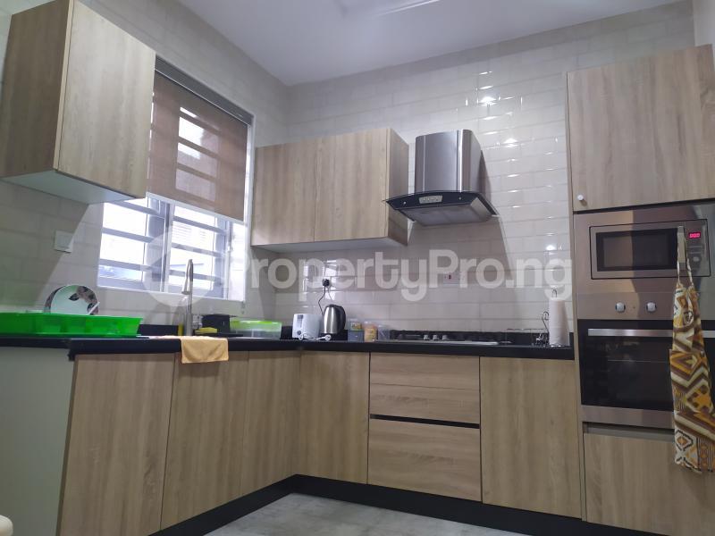 3 bedroom Terraced Duplex House for shortlet Off Oregun Road Oregun Ikeja Lagos - 8