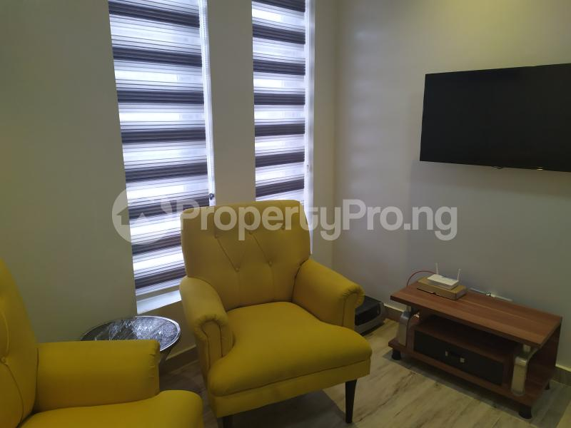 3 bedroom Terraced Duplex House for shortlet Off Oregun Road Oregun Ikeja Lagos - 1