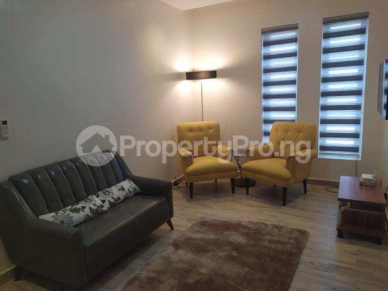 3 bedroom Terraced Duplex House for shortlet Off Oregun Road Oregun Ikeja Lagos - 0