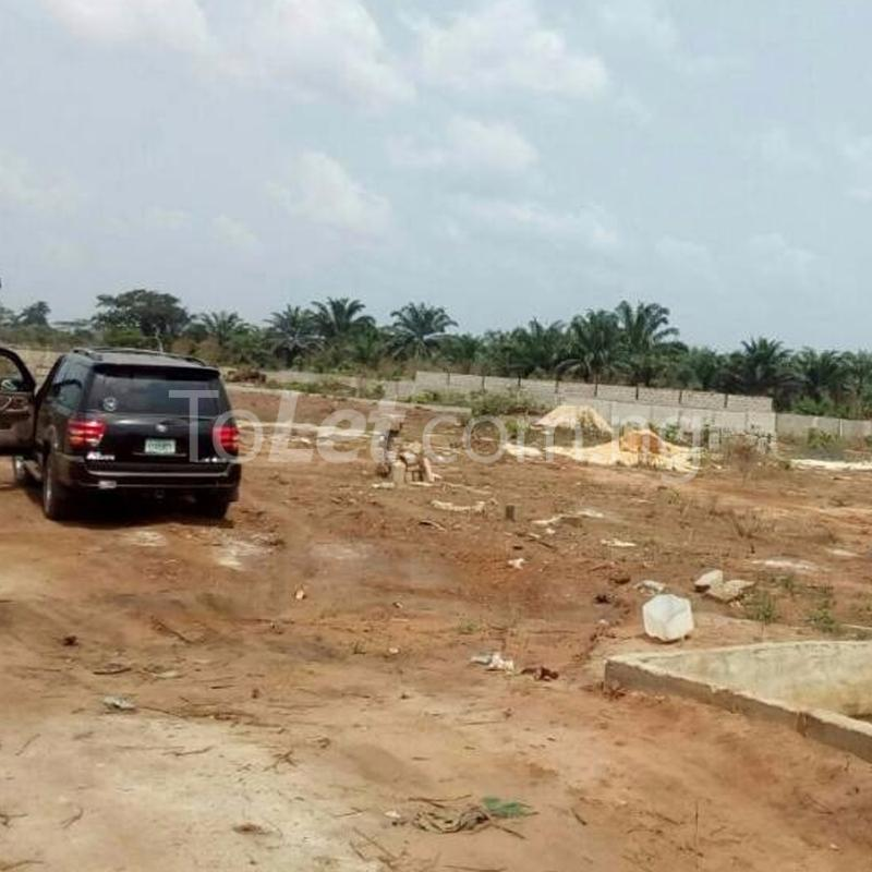 Land for sale off Onitsha road by Asumpta Cathedral Owerri Owerri Imo - 1