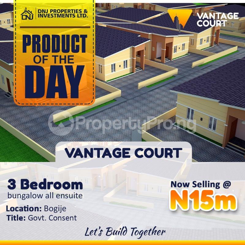 3 bedroom Studio Apartment Flat / Apartment for rent Bogije along lekki/epe express way ,Lagos  LaCampaigne Tropicana Ibeju-Lekki Lagos - 0