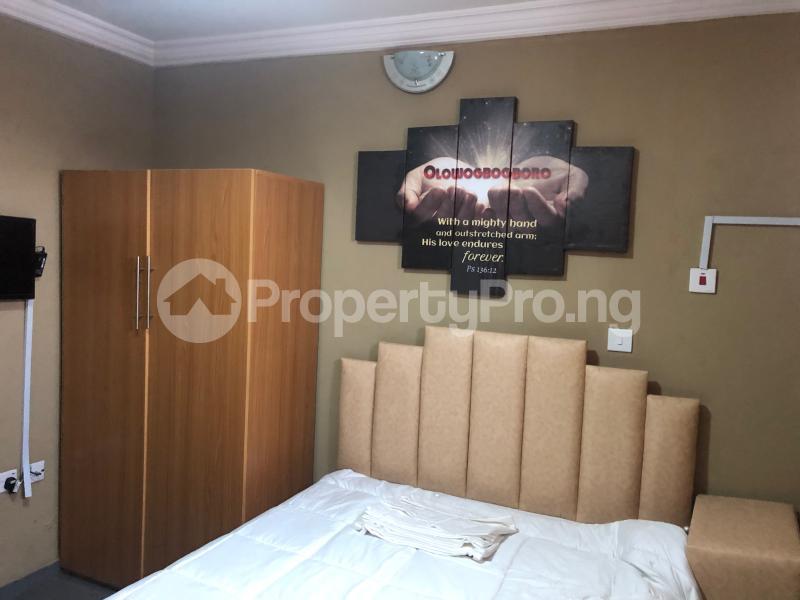 2 bedroom Penthouse Flat / Apartment for shortlet 15 odekeye street off amusa street/shola martins street Abule Egba Abule Egba Lagos - 0