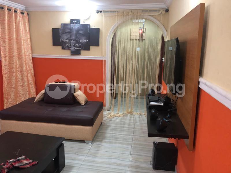 2 bedroom Penthouse Flat / Apartment for shortlet 15 odekeye street off amusa street/shola martins street Abule Egba Abule Egba Lagos - 4