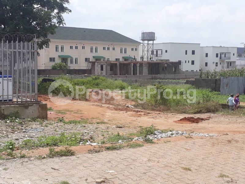 Commercial Land Land for sale Jubril Aminu crescent  Katampe Ext Abuja - 4