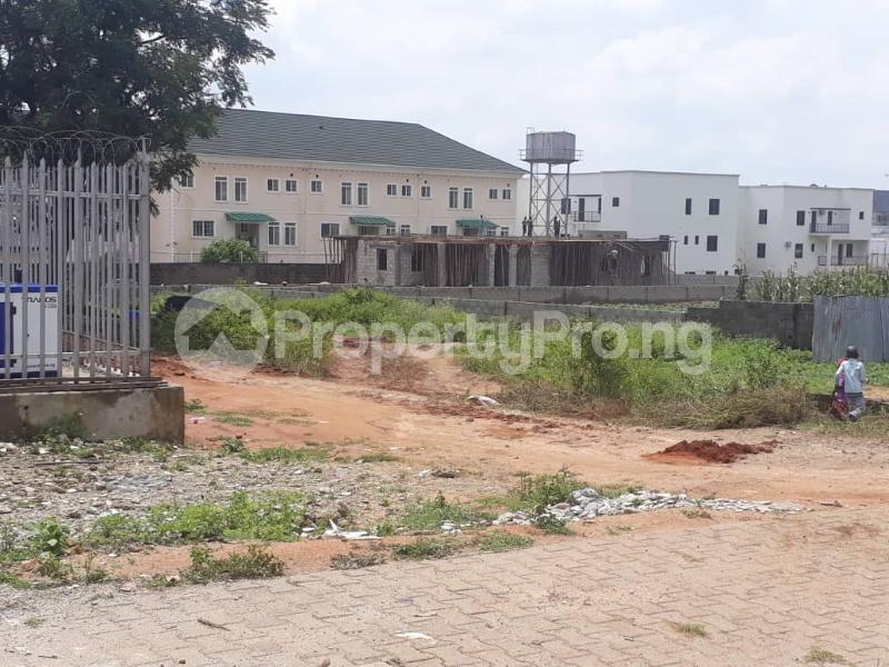 Commercial Land Land for sale Jubril Aminu crescent  Katampe Ext Abuja - 2