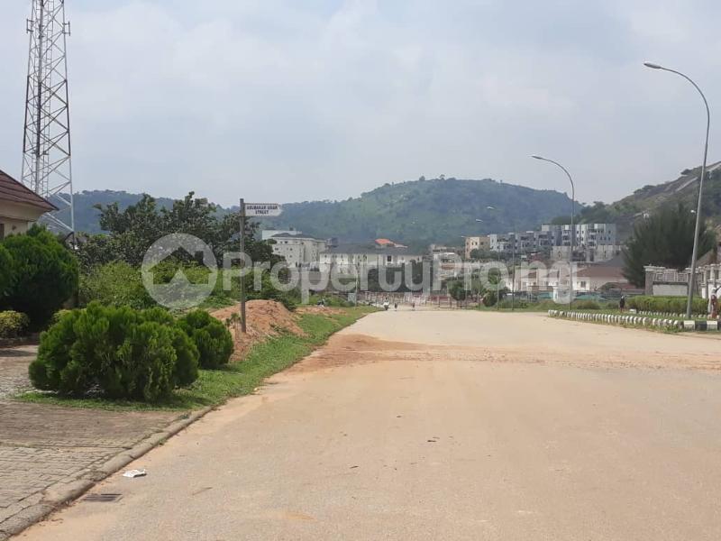 Commercial Land Land for sale Jubril Aminu crescent  Katampe Ext Abuja - 1