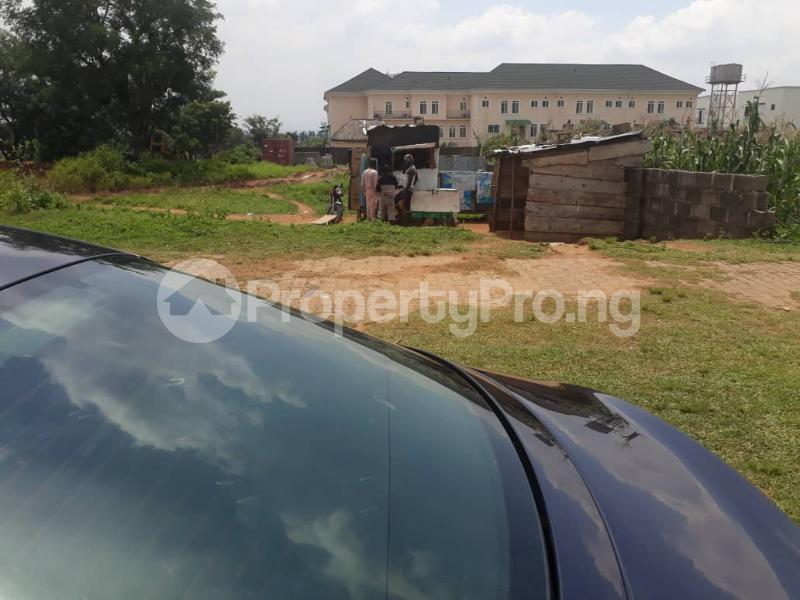 Commercial Land Land for sale Jubril Aminu crescent  Katampe Ext Abuja - 5