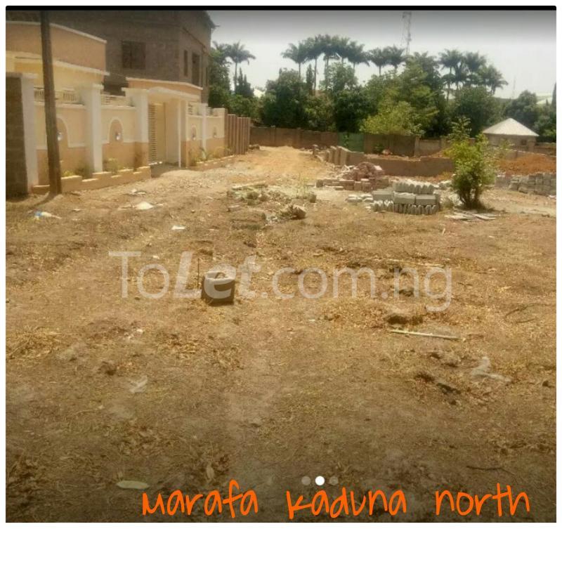 Land for sale Marafa,behind kaduna state university Kaduna North Kaduna - 0