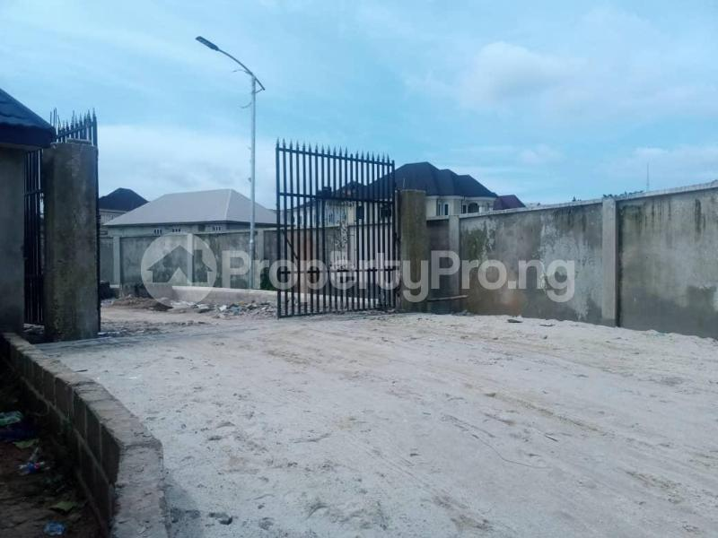 Residential Land Land for sale Berry Court Omole phase 2 Ojodu Lagos - 0