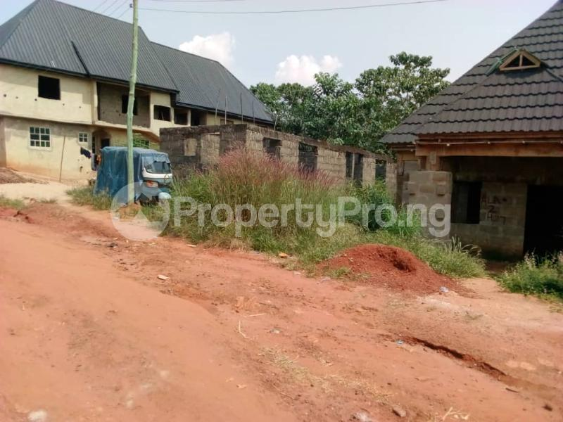 Residential Land Land for sale Behind Ibori golf, off government house road, Anwai road, Asaba Asaba Delta - 0