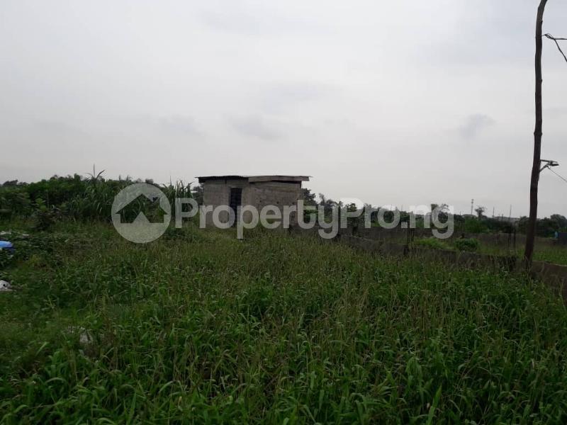 Residential Land Land for sale Alaba Ojo Lagos - 1