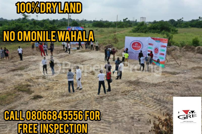 Serviced Residential Land Land for sale Opposite The RCCG Redemption Camp Mowe Obafemi Owode Ogun - 0