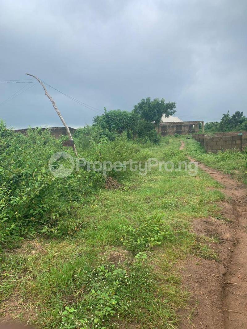 Land for sale plots of land at alabata area, Moniya Ibadan off Ijaye/moniya road. Akinyele Oyo - 4