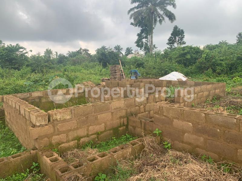 Land for sale plots of land at alabata area, Moniya Ibadan off Ijaye/moniya road. Akinyele Oyo - 1