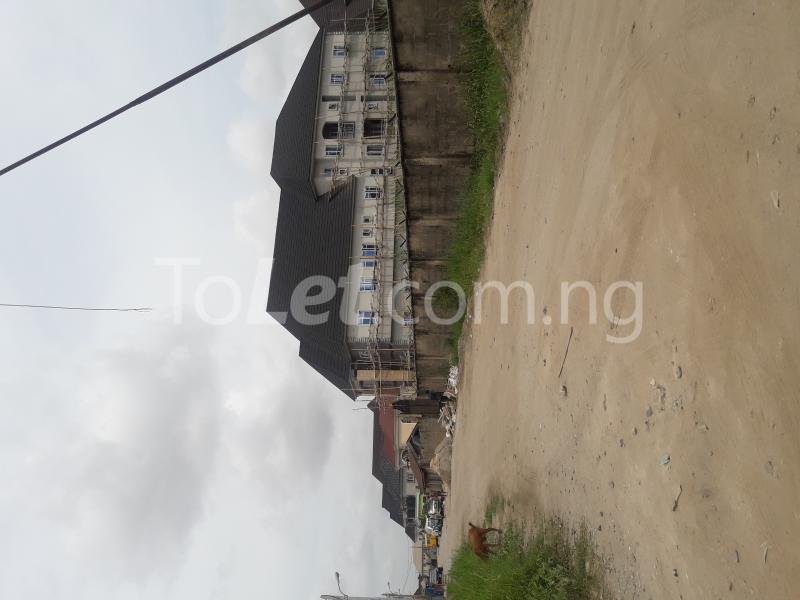 Land for sale VICTORY ESTATE  Ago palace Okota Lagos - 4