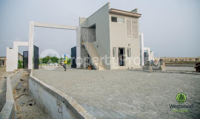 Mixed   Use Land Land for sale Off Monastery Road, behind shoprite Sangotedo Ajah Lagos - 8