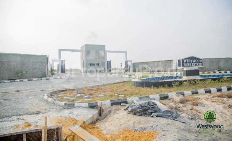 Mixed   Use Land Land for sale Off Monastery Road, behind shoprite Sangotedo Ajah Lagos - 15