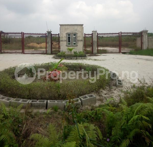 Land for sale Maple Wood Estate, Abijo Ajah Lagos - 9