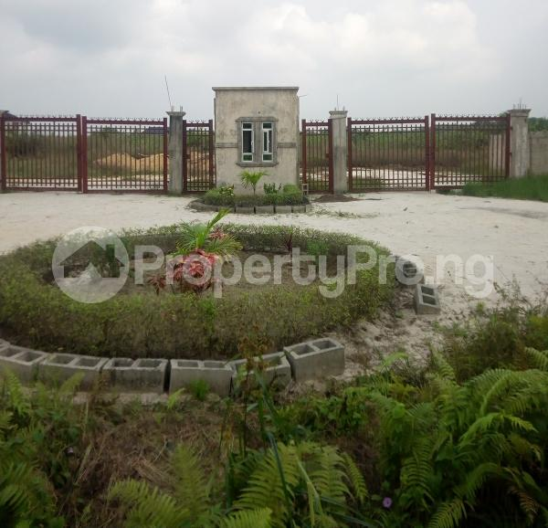 Land for sale Maple Wood Estate, Abijo Ajah Lagos - 1