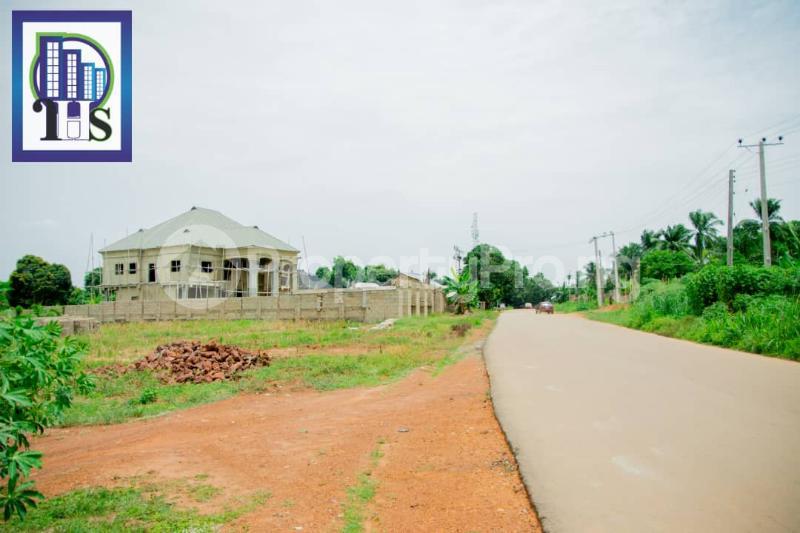 Residential Land Land for sale HORIZONTAL CITY LAYOUT ESTATE IS LOCATED IN UGWUOMU NIKE EMENE ENUGU, ENUGU STATE NIGERIA  Enugu Enugu - 0