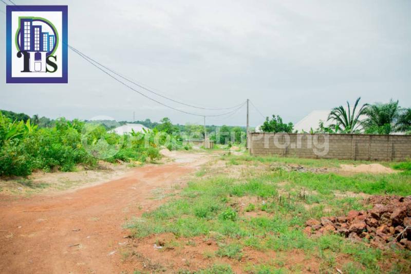 Residential Land Land for sale HORIZONTAL CITY LAYOUT ESTATE IS LOCATED IN UGWUOMU NIKE EMENE ENUGU, ENUGU STATE NIGERIA  Enugu Enugu - 5