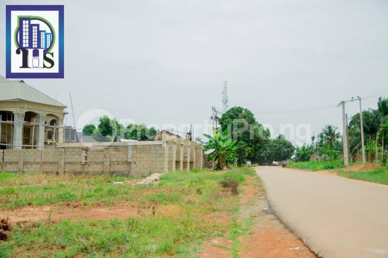 Residential Land Land for sale HORIZONTAL CITY LAYOUT ESTATE IS LOCATED IN UGWUOMU NIKE EMENE ENUGU, ENUGU STATE NIGERIA  Enugu Enugu - 4