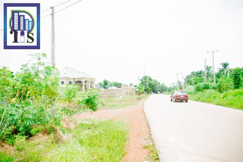 Residential Land Land for sale HORIZONTAL CITY MINI ESTATE IS LOCATED IN OBODOMA AKPOGA NIKE EMENE ENUGU, ENUGU STATE NIGERIA  Enugu Enugu - 1