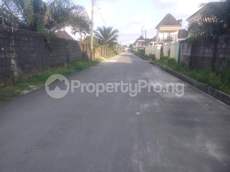 Residential Land Land for sale School Road Igwurta-Ali Port Harcourt Rivers - 0
