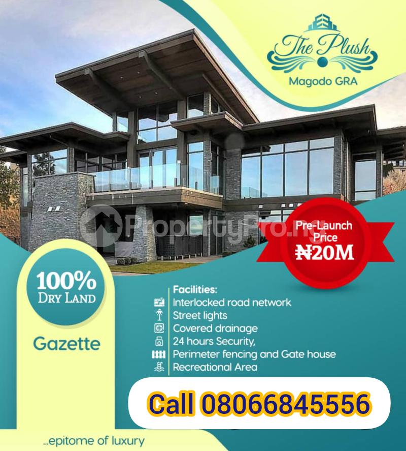 Mixed   Use Land Land for sale GRA Phase 1, Isheri, Off Berger Magodo Kosofe/Ikosi Lagos - 0