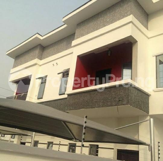 3 bedroom Semi Detached Duplex House for sale   Lekki Phase