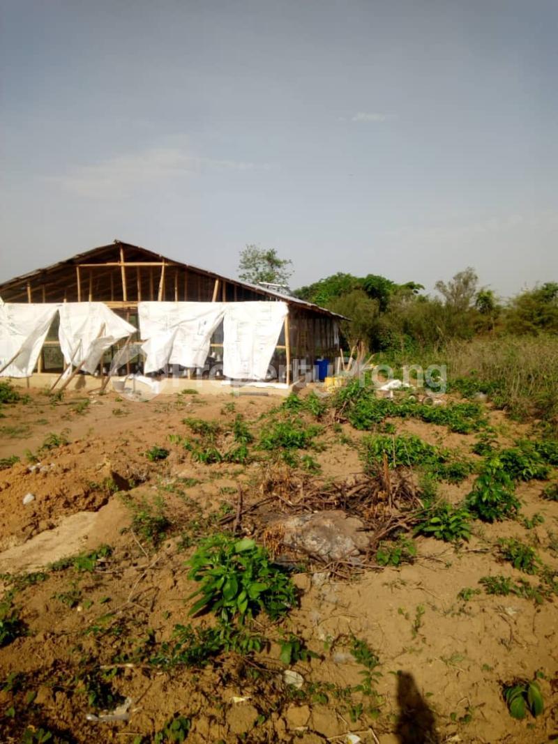 Factory Commercial Property for sale Omi Adio, off Ibadan/Abeokuta Expressway Omi Adio Ibadan Oyo - 1