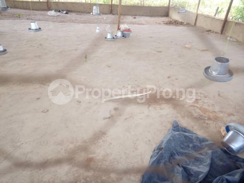 Factory Commercial Property for sale Omi Adio, off Ibadan/Abeokuta Expressway Omi Adio Ibadan Oyo - 0