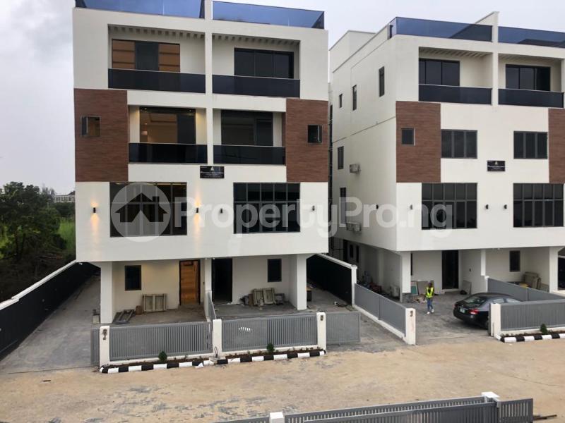 5 bedroom Semi Detached Duplex House for sale Banana island, Ikoyi Lagos - 1