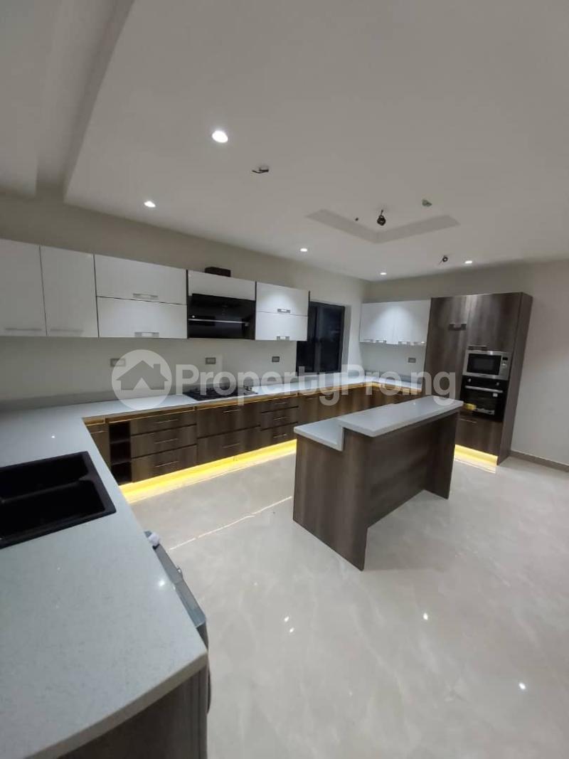 5 bedroom Semi Detached Duplex House for sale Banana island, Ikoyi Lagos - 4