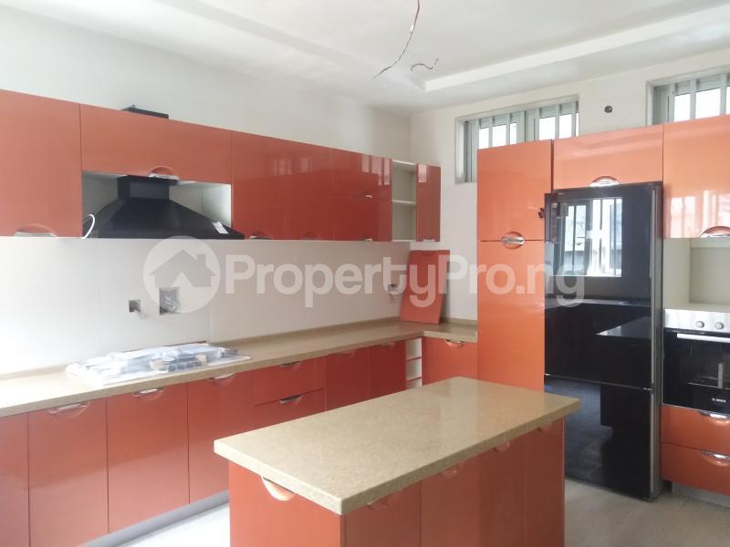 4 bedroom Terraced Duplex House for sale Victoria Island Lagos - 5
