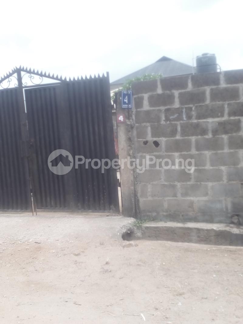 6 bedroom Terraced Bungalow House for sale Peace avenue evergreen estate aboru iyana ipaja lagos Ipaja road Ipaja Lagos - 3