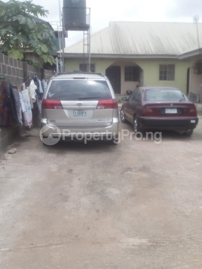 6 bedroom Terraced Bungalow House for sale Peace avenue evergreen estate aboru iyana ipaja lagos Ipaja road Ipaja Lagos - 0