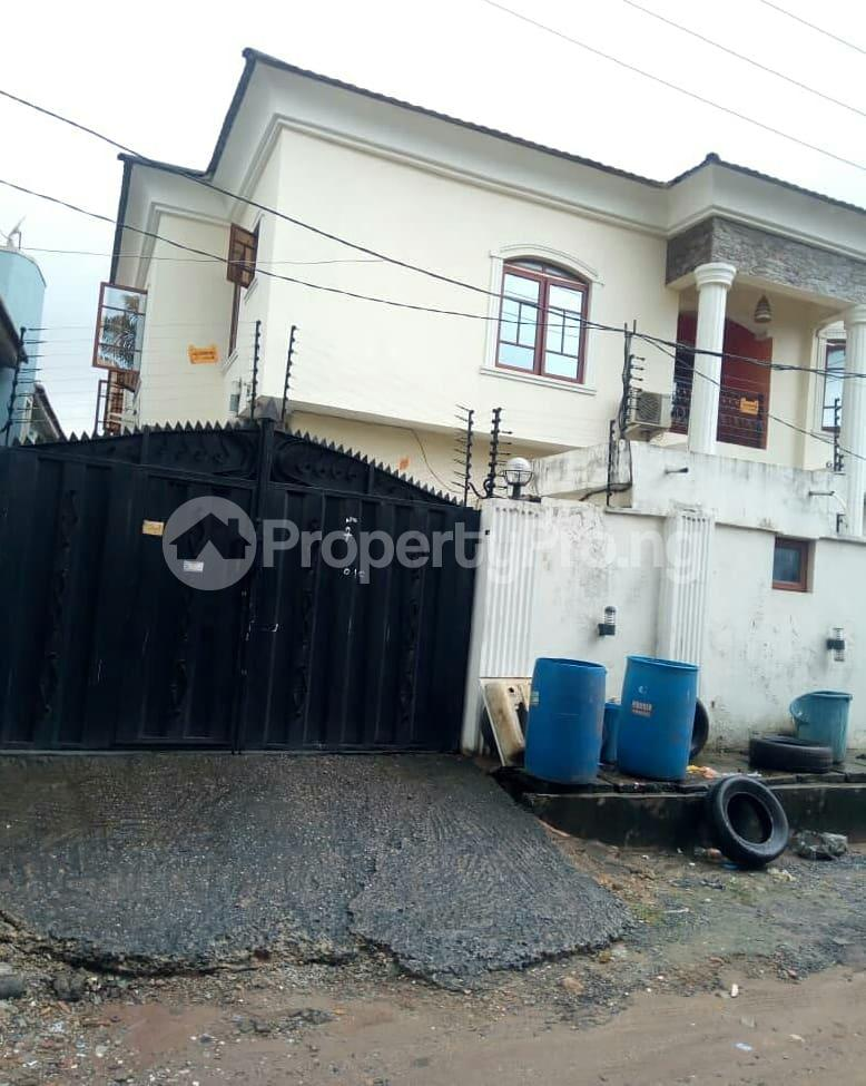 4 bedroom Detached Duplex House for sale nice location  Oke-Ira Ogba Lagos - 1
