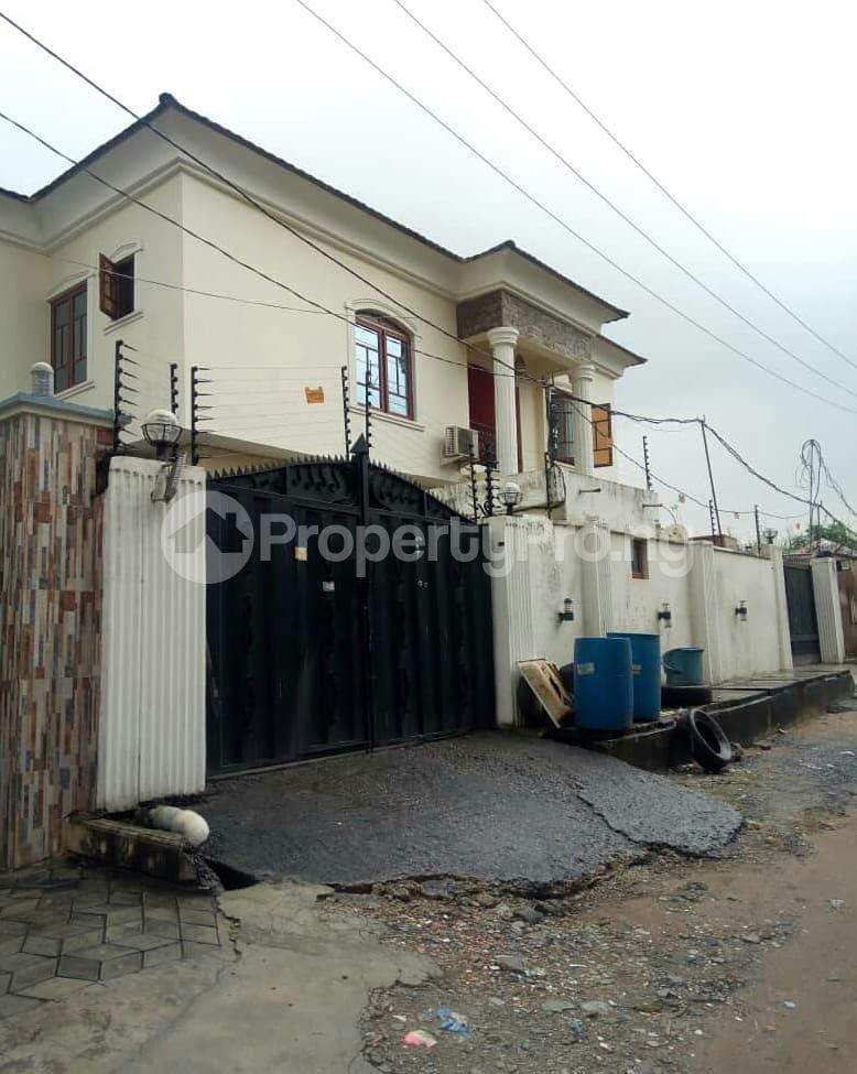 4 bedroom Detached Duplex House for sale nice location  Oke-Ira Ogba Lagos - 3