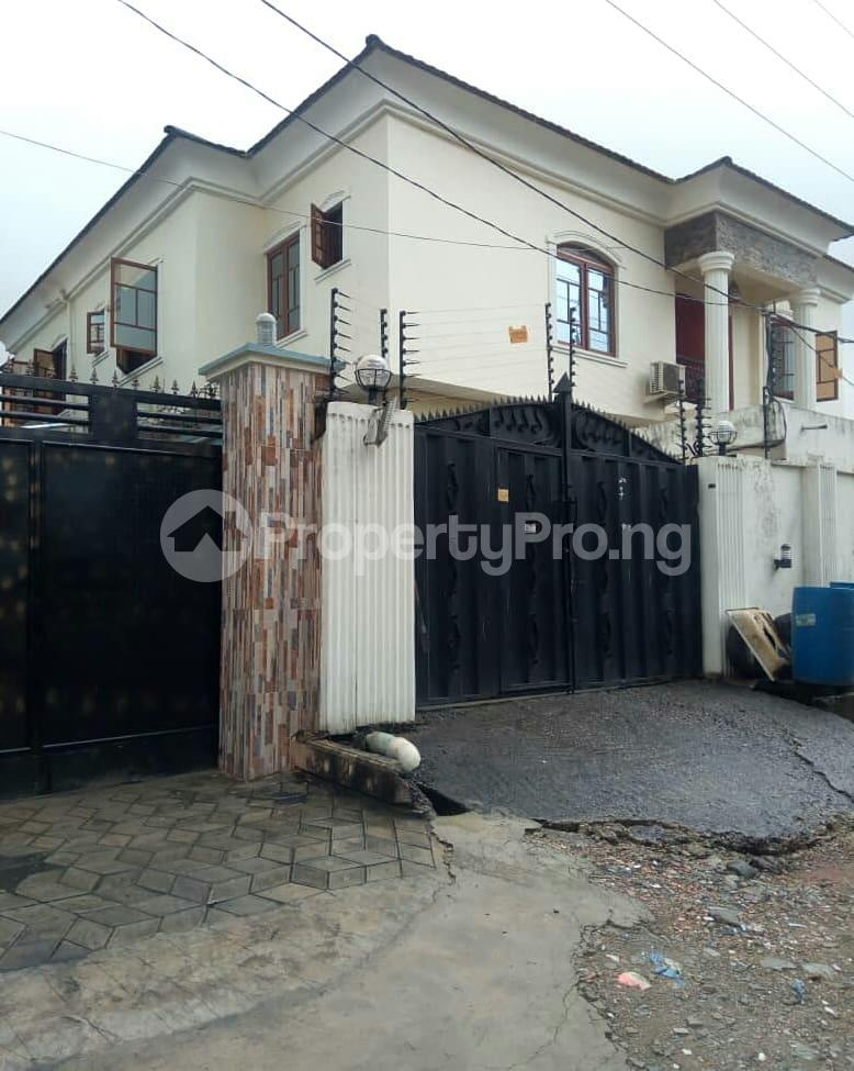 4 bedroom Detached Duplex House for sale nice location  Oke-Ira Ogba Lagos - 2