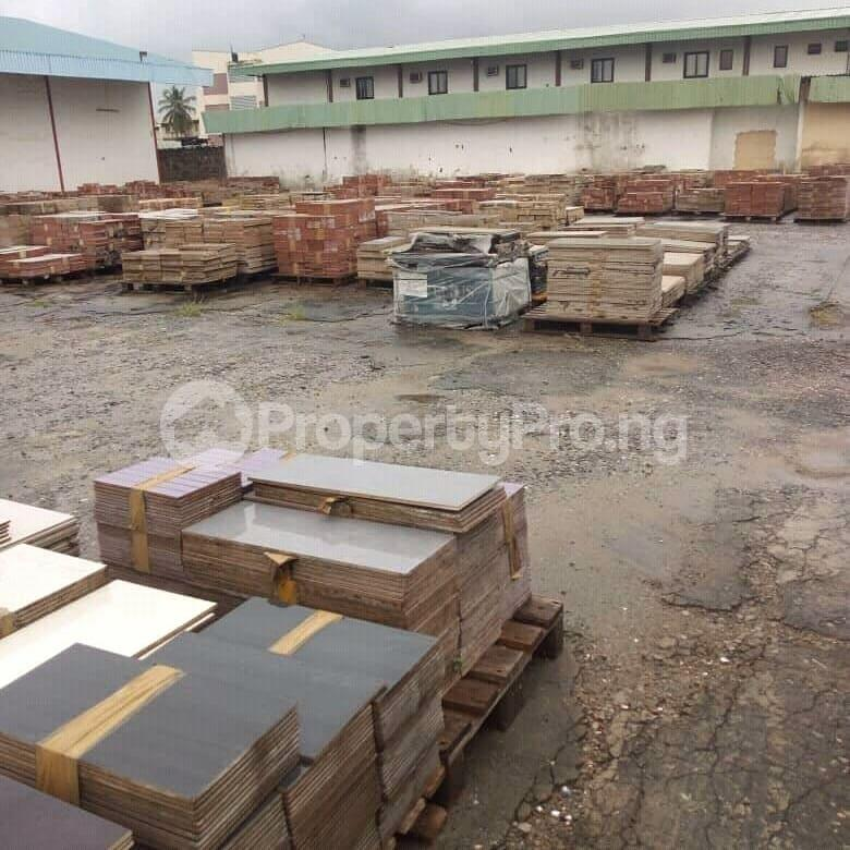 Factory Commercial Property for sale oshodi apapa expressway, Oshodi Lagos - 0