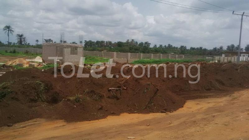 Land for sale Tehila Garden Estate is situated at Ogbaku in Owerri North LGA Imo State Owerri Imo - 10
