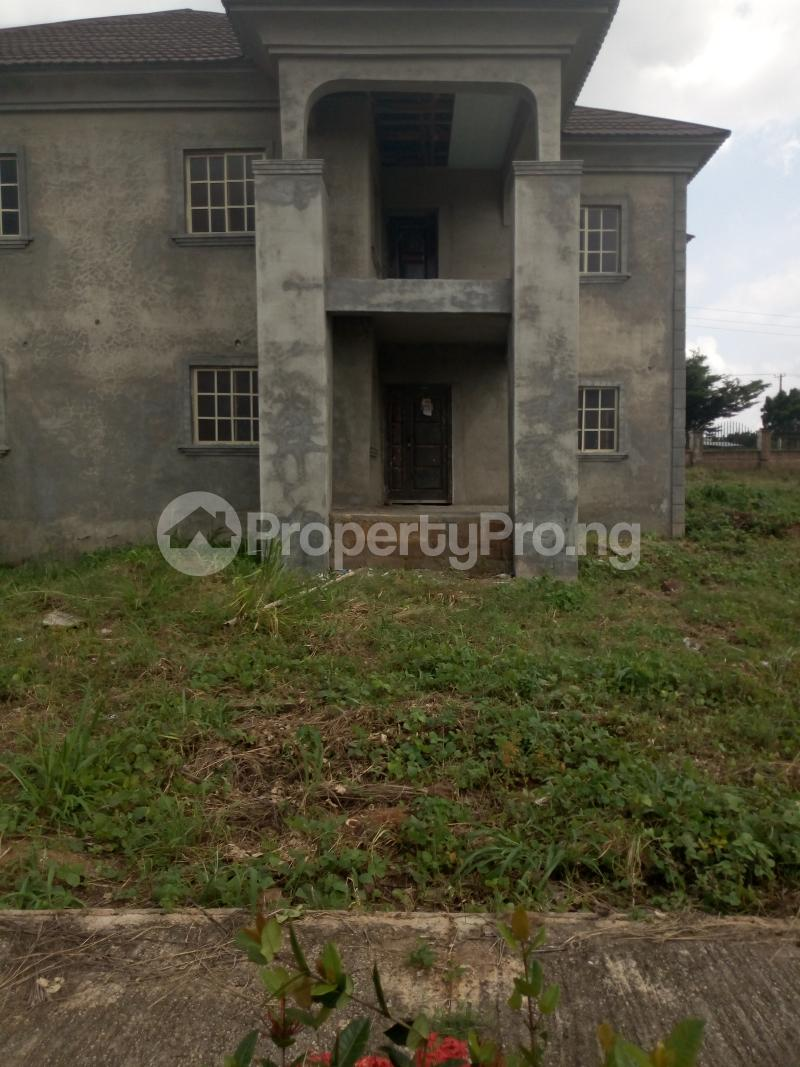 4 bedroom Detached Duplex House for sale Taoheed Road(Basin) by Judges quarters,NEW GRA Ilorin Kwara - 0