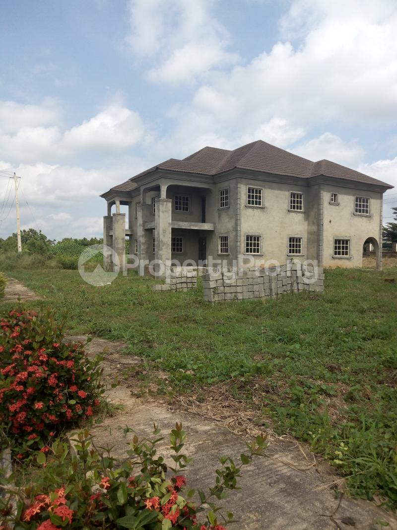 4 bedroom Detached Duplex House for sale Taoheed Road(Basin) by Judges quarters,NEW GRA Ilorin Kwara - 1